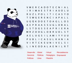 Desafío UO Global: Sopa de letras